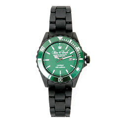Cannabis Leaf 420 Watch