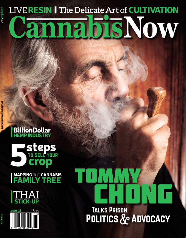 Cannabis Now Magazine Issue 14