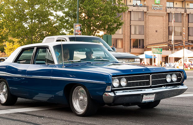Taken at the 2012 Woodward Dream Cruise