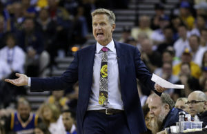 Warriors Steve Kerr NBA Medical Marijuana Pain