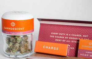 One company challenging and changing the way people relate to the cannabis experience is Canndescent, a major innovator in California's medical cannabis space.
