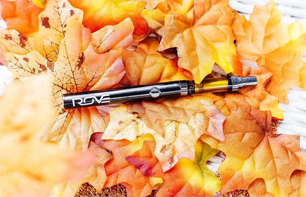 Rove Vaporizer Cannabis Now
