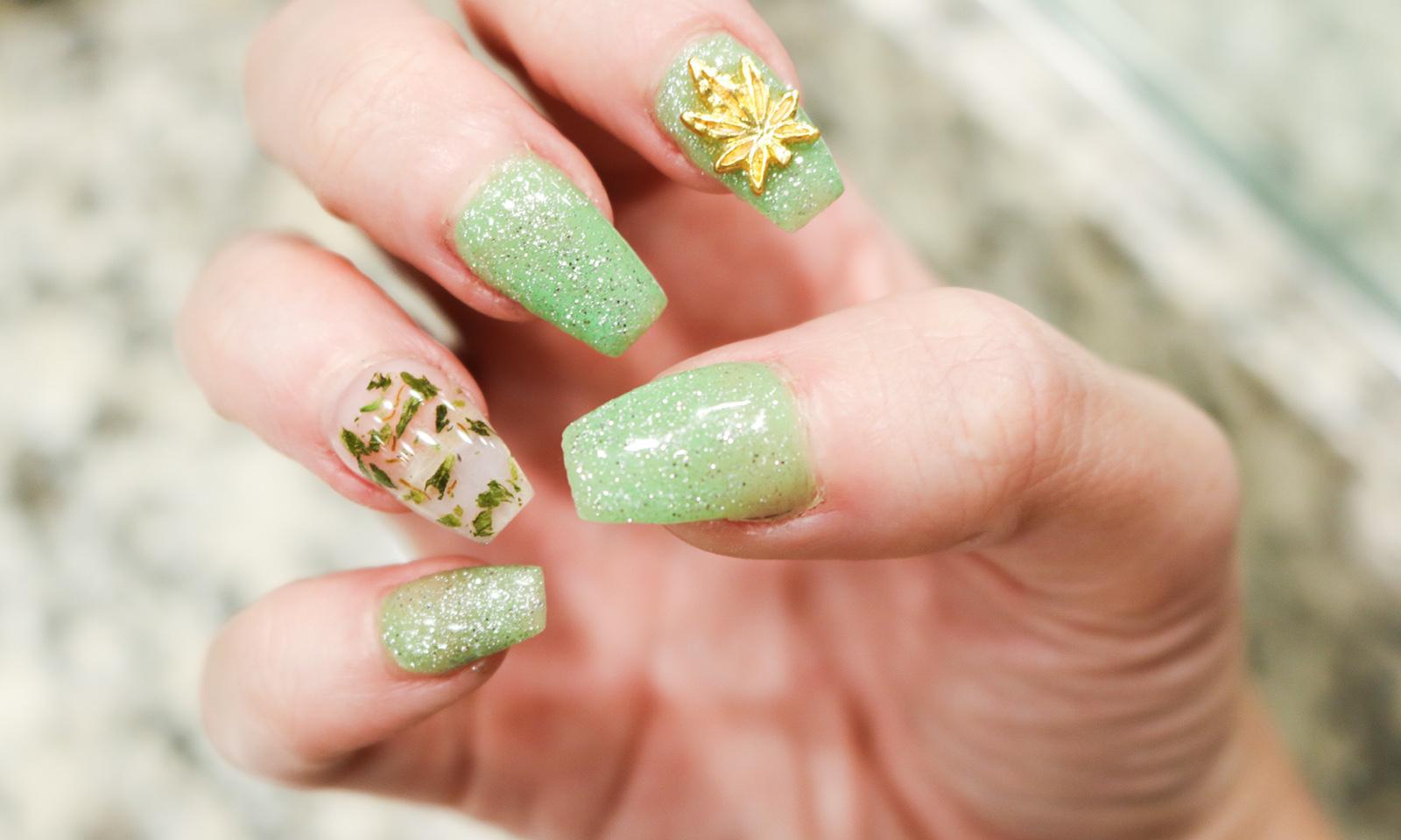 Marijuana Manicures Are Taking Ganja Glam to New Highs