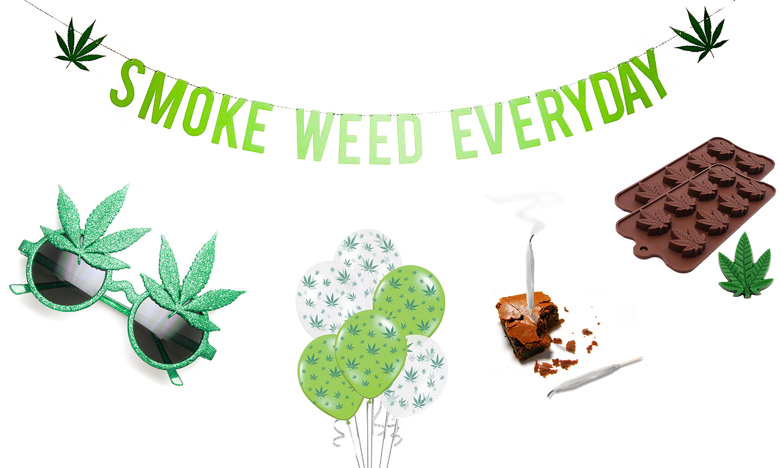 The Products You Need For The Ultimate Pot Party
