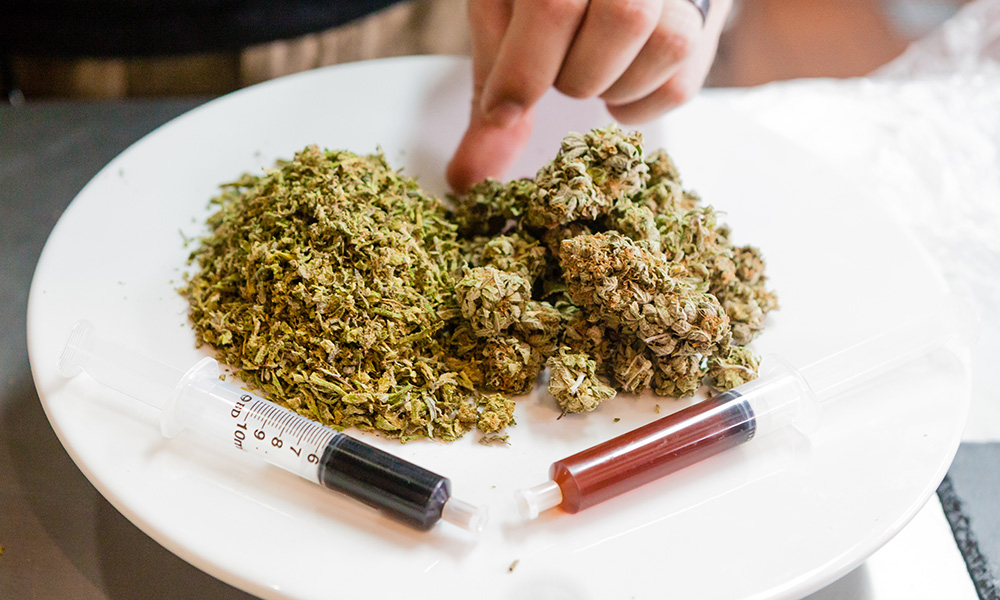 THC Also Controls Epileptic Seizures