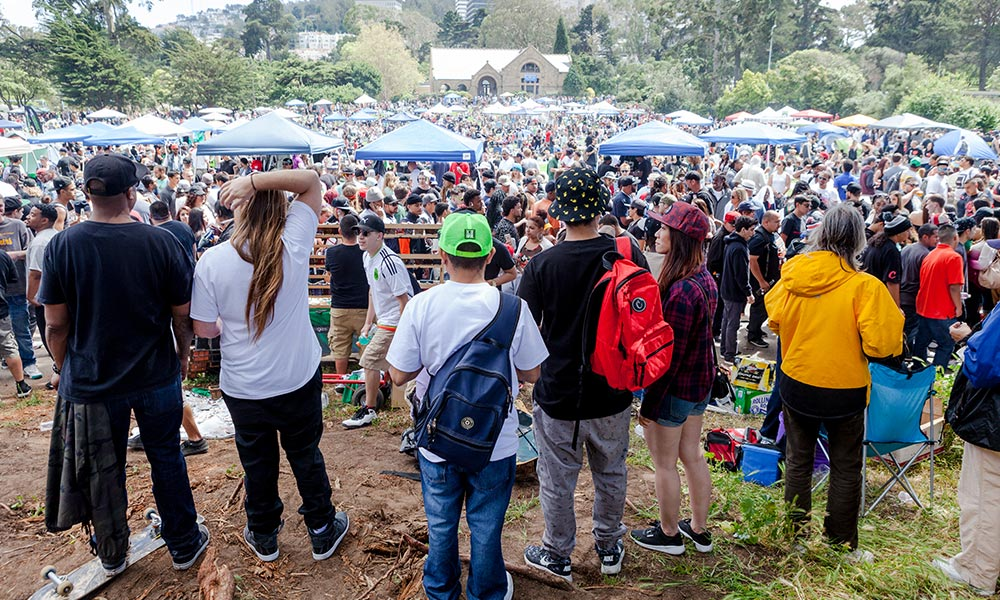 CA Pot Events Can Happen at Private Locations in 2019