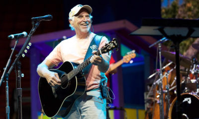 Jimmy Buffett Will Release 'Coral Reefer' Cannabis Line