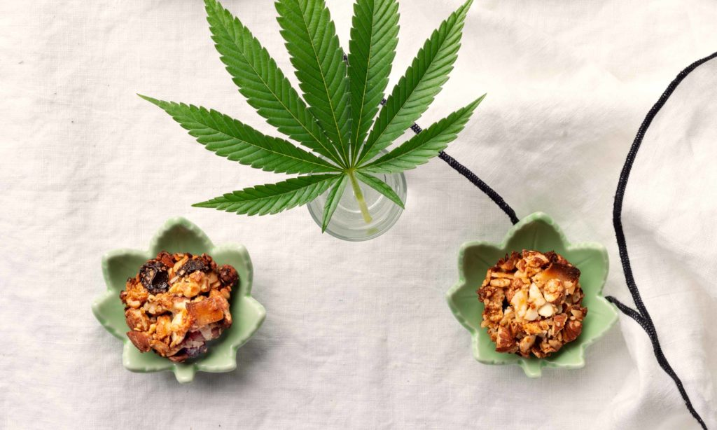 Edibles Recipe: CBD and THC-Infused Energy Bites