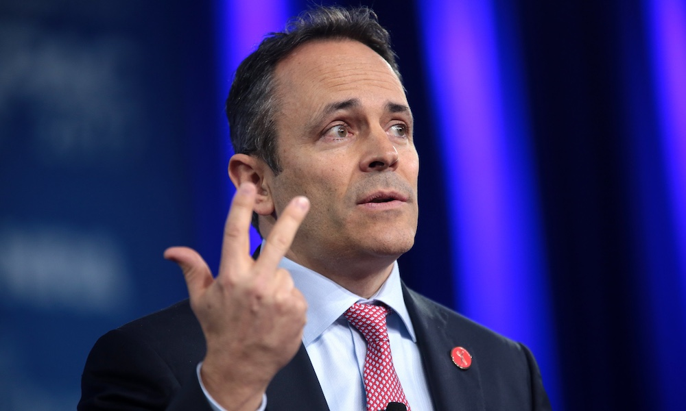 Kentucky Gov Thinks Legal Weed Will Lead To Homelessness & Disease
