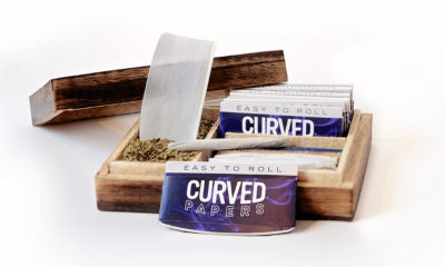 Curved Papers